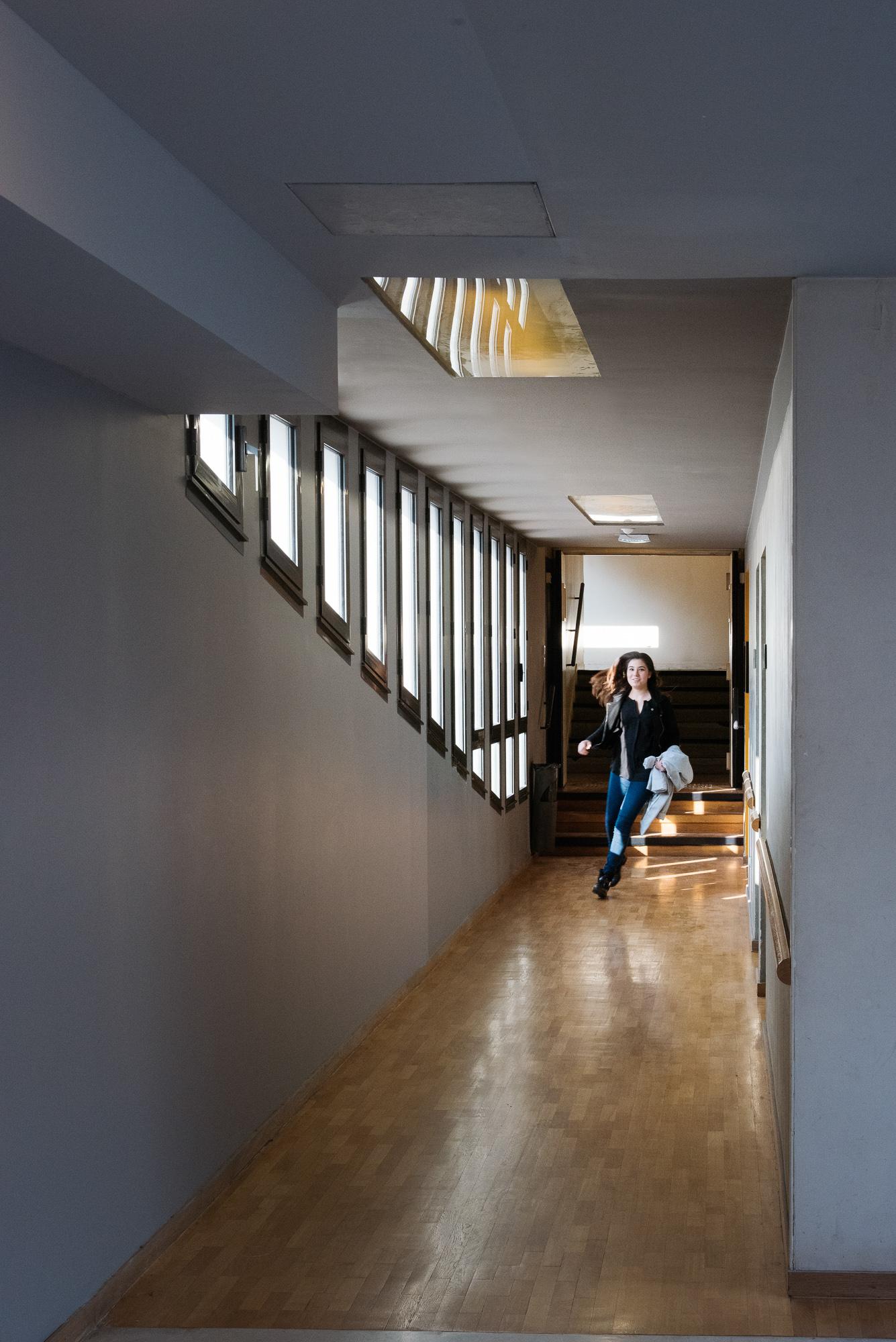 Presse ©Ferrante-Ferranti CNSMDP 2018-19 Ambiance couloir