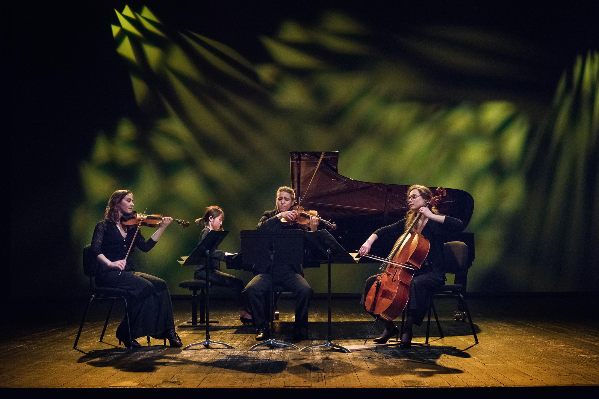 Presse ©Ferrante-Ferranti CNSMDP 2018-19 Quatuor