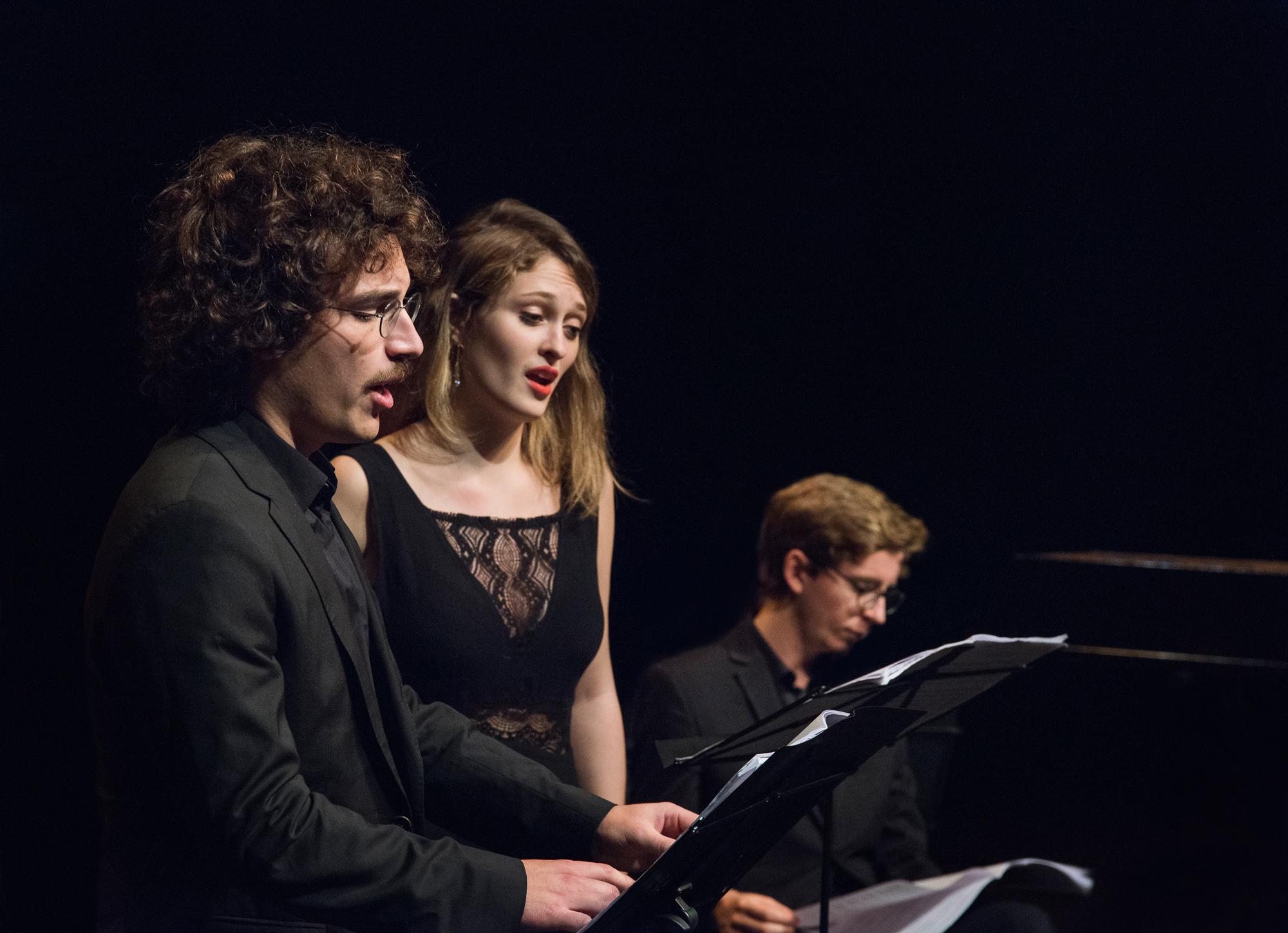Presse ©Ferrante-Ferranti CNSMDP 2018-19 Récital de chant