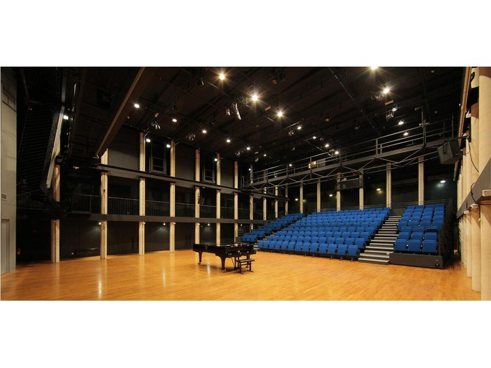 Espace Maurice-Fleuret salle © Gregory Chinon