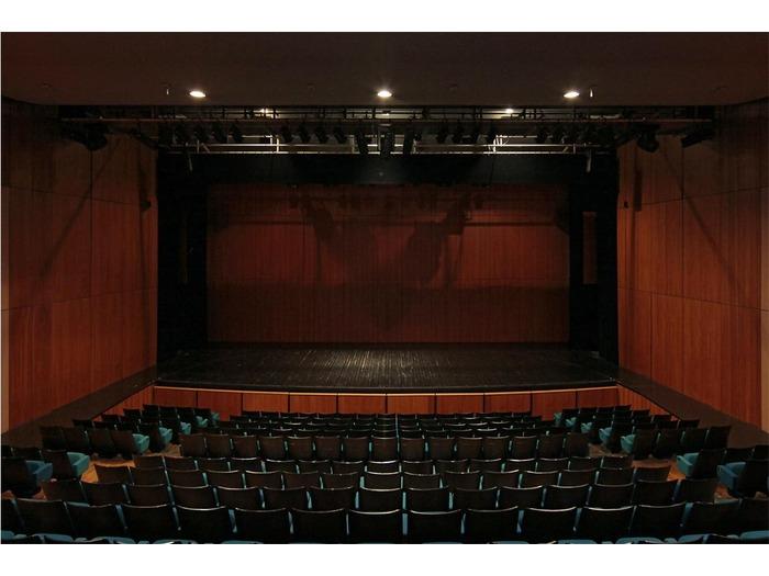 Salle Remy Pflimlin scène © Gregory Chinon