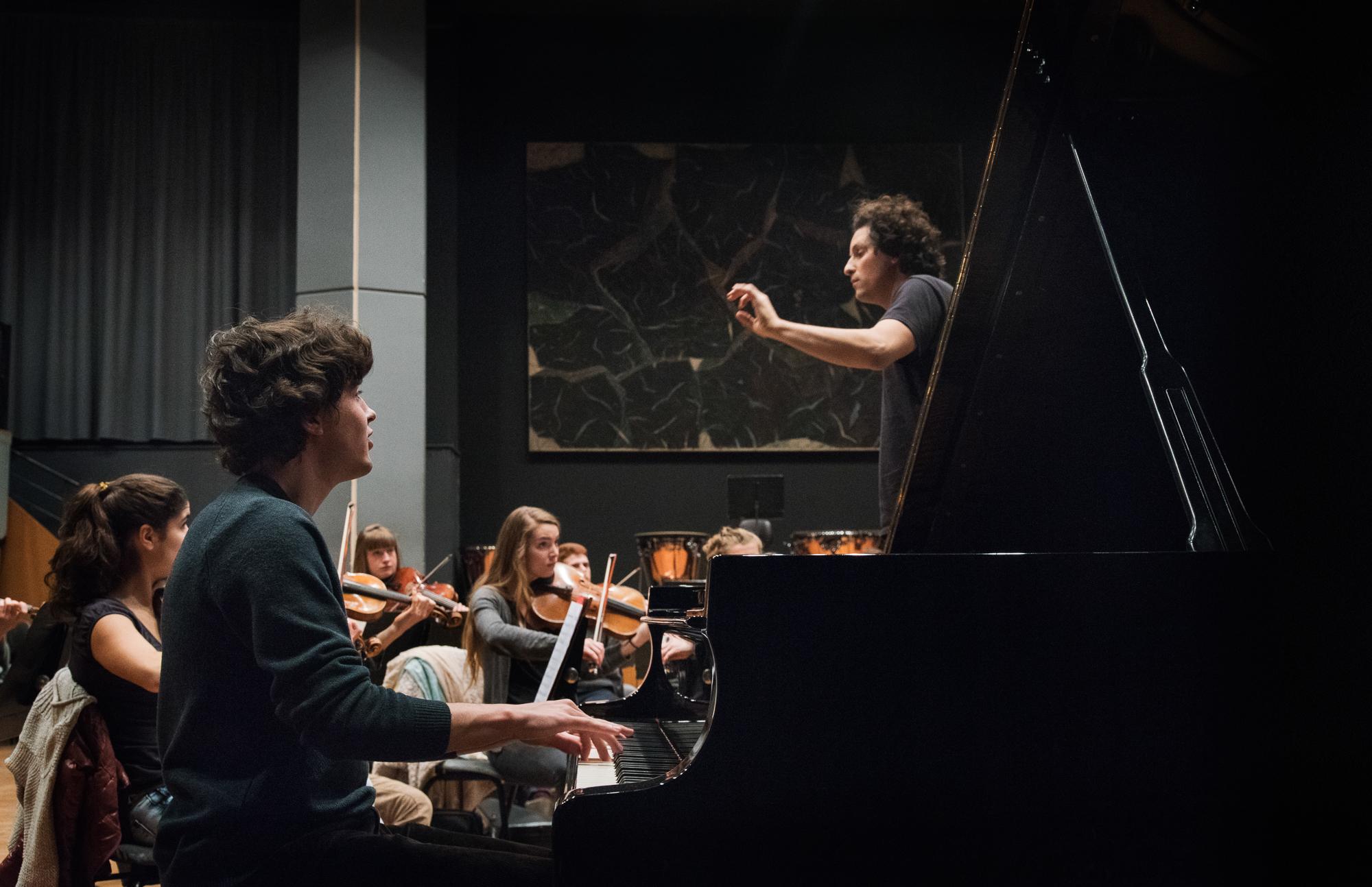 Presse ©Ferrante-Ferranti CNSMDP 2017-18 Direction d'orchestre