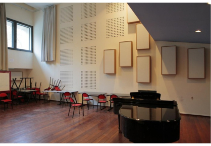 Salle Chopin © Gregory Chinon