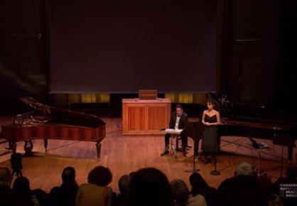 Hommage à Clara Schumann à l'occasion de son bicentenaire