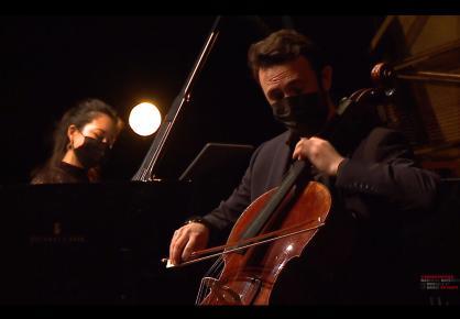 Roman Cazal et Satsuki Hoshino - Concert des lauréats