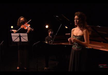 Marine Chagnon, Madeleine Rey, Robin Le Bervet - Concert des lauréats