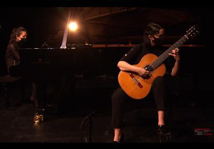 Alexia Knopp et Satsuki Hoshino - Concert des lauréats