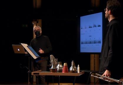 Répertoire contemporain avec Yan Maresz