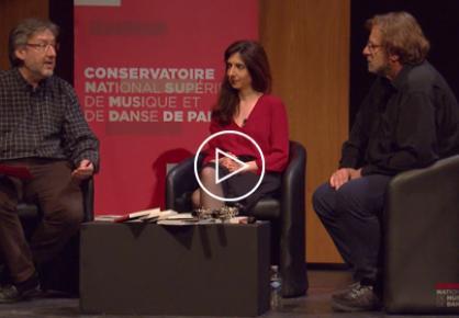 Alain Damiens, clarinettiste, et Les Éditions du Conservatoire présentent la collection Dialogue