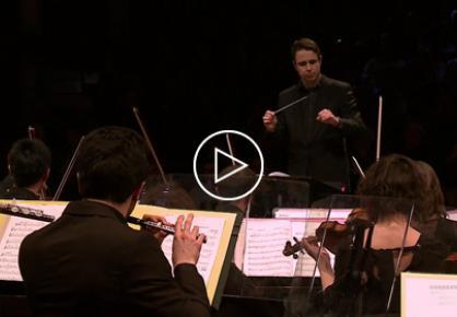 Concert de la classe de direction d'orchestre d'Alain Altinoglu
