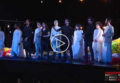 Giulio Cesare in Egitto | Montage d'un opéra