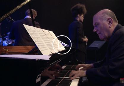 Concert du Big band avec Jim McNeely