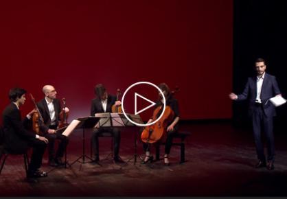 Le Quatuor à cordes au XXe siècle