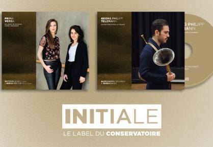 Initiale, le nouveau label discographique du Conservatoire de Paris