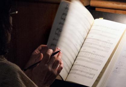 Lectures à vue du Conservatoire de Paris : archives historiques accessibles en ligne