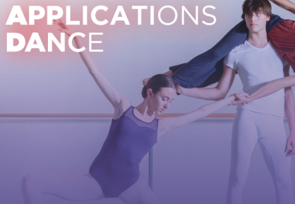 Master in Dance Performance for Repertoire and Creation: new deadline for international applicants- 1 June
