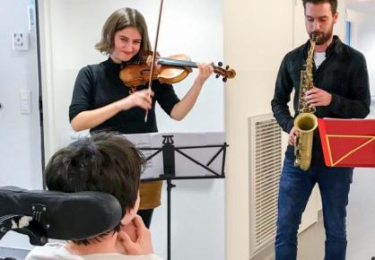 Points-rencontre solidarité au Conservatoire